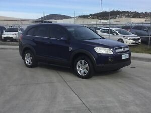 Holden Captiva 7 Seater All Wheel Drive Derwent Park Glenorchy Area Preview