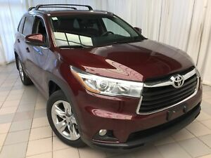 2015 Toyota Highlander Limited | Clean carproof | Extra, Loaded