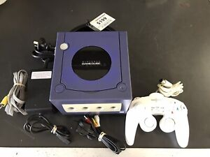Nintendo GameCube Console With Gameboy Attachment Included!