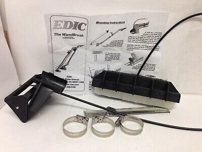 Edic Carpet Wand Brush Attachment For 12 Carpet Extractor Cleaning Glide Wands
