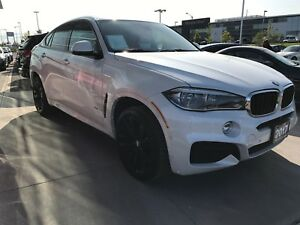 2017 BMW X6 35i M sport FULLY LOADED