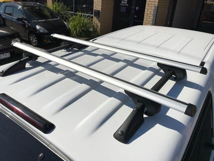 Universal Roof Rack Cross Bars 125cm Free Shipping