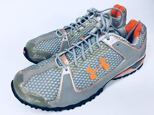 Under armour men's Running shoes size 14 trail shoe trainers