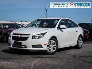 2014 Chevrolet Cruze 1LT 1LT- AUTOMATIC, BLUETOOTH, REAR CAME...