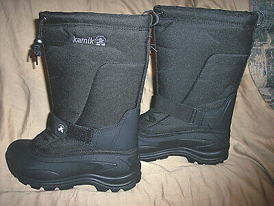 Womens 7 Snow Boots -40 Degrees Kamik Boots Extreme Cold Weather Pac Boots Warm!