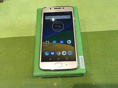 Motorola MOTO Moto G5 - 16GB - Fine Gold (Unlocked) Smartphone