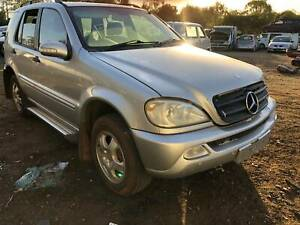 WRECKING 2002 MERCADES BENZ MI270 FOR PARTS Willawong Brisbane South West Preview