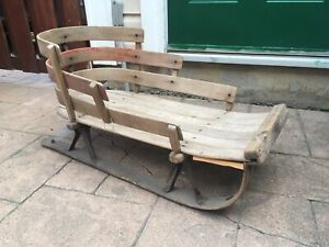 Antique Sled Kijiji In Ontario Buy Sell Save With Canadas