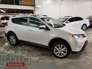 2015 Toyota RAV4 Limited + Fall Clearance Event on NOW!!