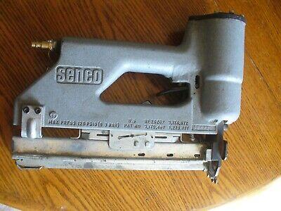 Senco Pneumatic Air Stapler Staple Gun Ultra Rare