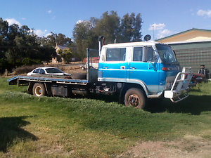 ISUZU TWIN CAB TRUCK Walbundrie Greater Hume Area Preview