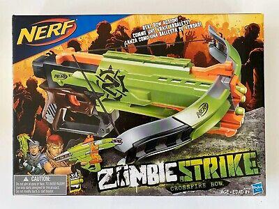 Nerf Zombie Strike Crossfire Bow - Brand New Open Box