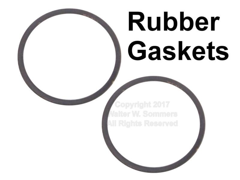 Edison Model C, H, B, K & Automatic Reproducer Rubber Diaphragm Gasket Set