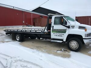 2008 C5500 Rollback Tow Truck