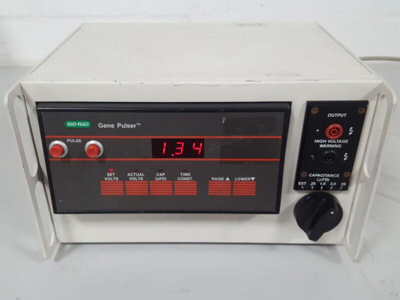 Bio-Rad Gene Pulser Electrophoresis Model 1652078 Lab