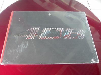Ferrari GTB 488 Prospekt