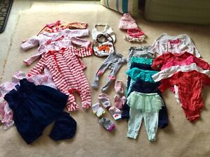 Baby clothes - 6-9 months