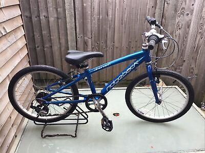 "Ridgeback Dimension Boys Mountain Bike 20"" Wheel Alloy Frame Ref 3055e"