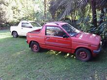 1985 Suzuki Mighty Boy Ute Mullumbimby Byron Area Preview