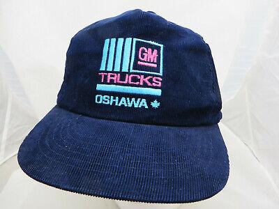 GM General Motors Trucks Oshawa baseball cap hat adjustable snapback Aus Trucker Hats