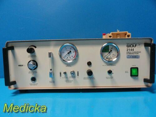 Richard Wolf 2144 Endo Surgery Combination CO2 Insufflation Unit  ~  15483