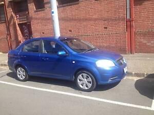 2006 Holden Barina Sedan Brunswick Moreland Area Preview