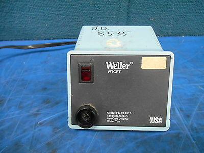 Weller Pu120t Power Unit For Wtcpt Temperature Controlled Soldering Station
