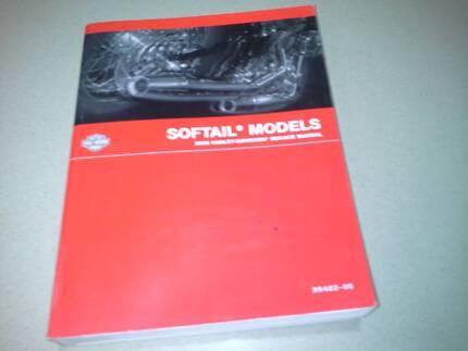 2006 Harley Davidson (All Softail) Service Manual