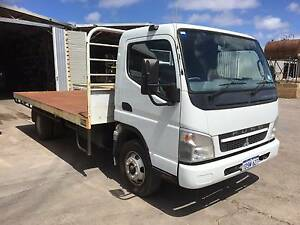 2010 Cater 4.5 Tonne Tray Truck Landsdale Wanneroo Area Preview