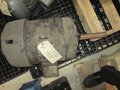 Ge Motor 5ks256sn112 15hp 230460v 38.219.1a 3550rpm Used
