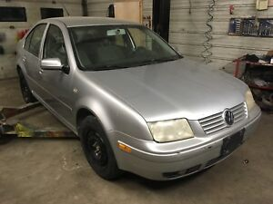 1999 VW Jetta 2.0L Gas