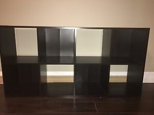 CUBED STORAGE SHELF
