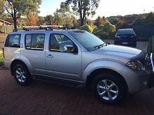 2012 Nissan Pathfinder Wagon Lyneham North Canberra Preview