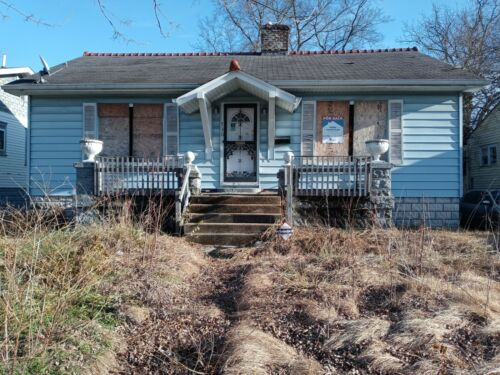 FOR SALE: 730 N. 75TH ST EAST ST LOUIS IL 62203 ASKING $12K OBO ARV $45K