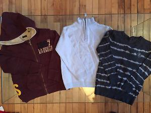 Lot garçon 6 - 34 items - IKKS, Ralph Lauren, Petit bateaux...