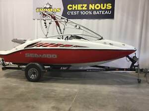2005 Sea-Doo/BRP SPEEDSTER 200 TWIN 185 WAKE