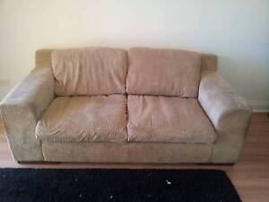 2 x Plush Colt sofa's Taperoo Port Adelaide Area Preview
