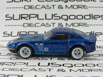 Hot Wheels 1:64 LOOSE NISSAN FAIRLADY Z Kaido House Custom SUPER w/Real Riders