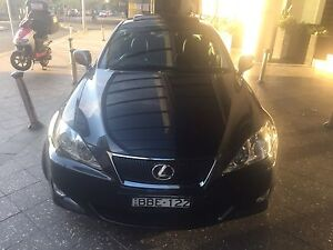 Lexus IS250 Sports Luxury - First Owner - Excellent Condition Bondi Junction Eastern Suburbs Preview