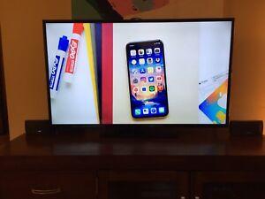"""TV 50"""" avec Chromecast"""