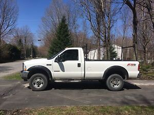 Ford F-350 diesel 6.0 litres
