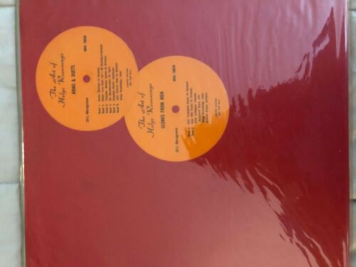 Helge Roswaenge  LP issued by MKR (Rare Not for Sale) Limited Edition