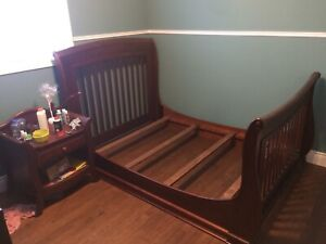 Crib to Double Bed (2 in 1)