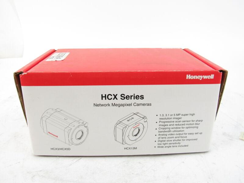 Honeywell HCX3 3.1 Megapixel CLR Camera New Network