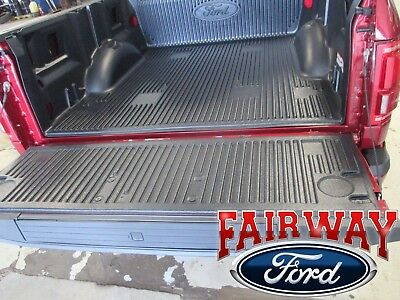 15 thru 20 F-150 OEM Genuine Ford Parts Black Tailgate Protector NEW