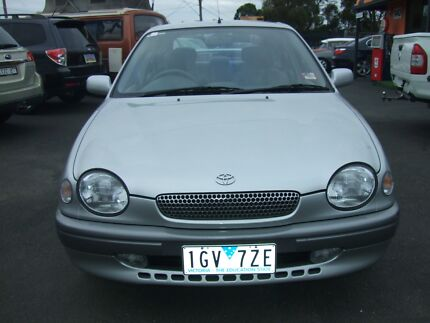 1999 Toyota Corolla Hatchback CSX Frankston Frankston Area Preview