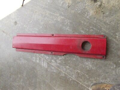 International 300 350 Utility Tractor Ihc Front Center Hood Panel Over Engine