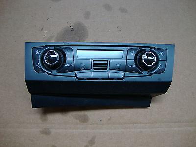 Automatische Line Controller (Audi A4 Avant S-Line 2,0TDI 2009 Klimabedienteil Klimaautomatik  8T1820043AC)