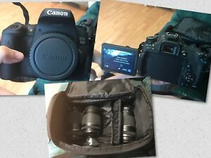 Canon eos 760d like new