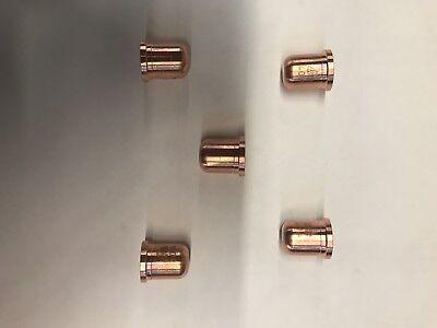 Hypertherm Powermax 100012501650 40 Amp Nozzles 220006 5 Pk